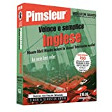Pimsleur Veloce E Semplice Inglese: English for Italian Speakers: Learn to Speak and Understand English for Italian with Pimsleur Language Programs: Volume 1
