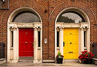 Photography Poster - Door, Input, Ireland, Dublin, 24