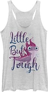 Disney womens Little But Tough T-Shirt