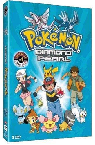 Pokémon-Diamond and Pearl (Saison 10) -Vol. 1