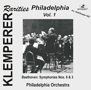 Klemperer Rarities: Philadelphia, Vol. 1