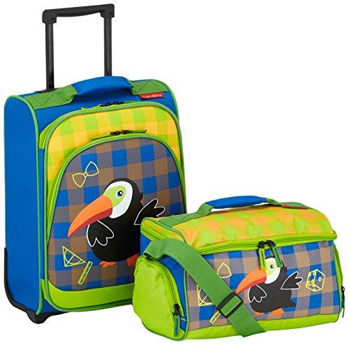 Travelite Youngster Kindergepäck, 56 Liter, Tukan