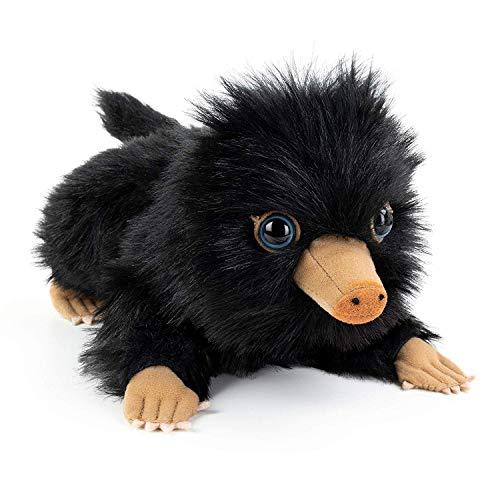 Phantastische Tierwesen - Grindelwalds verbrechen - Plüschfigur - Kuscheltier - Baby Niffler Wählbar (Schwarz)