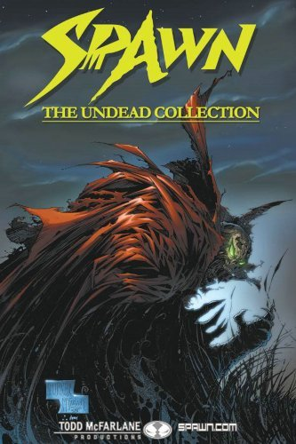 Spawn: The Undead by Paul Jenkins (July 10,2008)