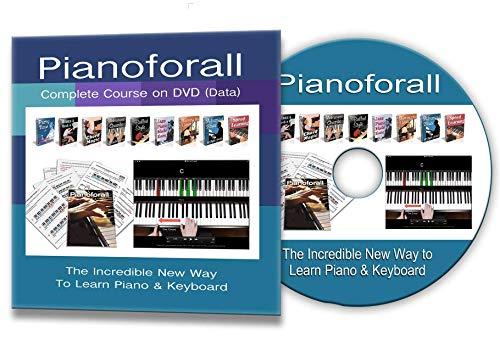 Pianoforall - lernen, Klavier und Keyboard