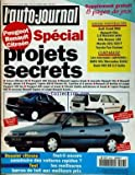 AUTO JOURNAL (L') [No 13] du 01/08/1994 - PEUGEOT - RENAULT - CITROEN - SPECIAL...