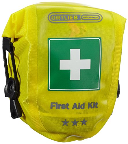 Ortlieb Erste-hilfe-set First-Aid-Kit Safety Level Regular Tasche, Yellow, One Size