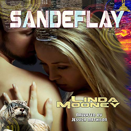 Sandeflay audiobook cover art