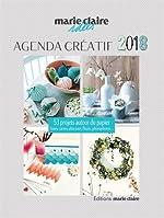 Agenda Marie Claire Idées - 53 projets autour du papier de Marie Claire