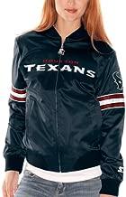 G-III Sports Houston Texans Women's Size X-Large Full Zip Starter Jacket AHTX 31 XL