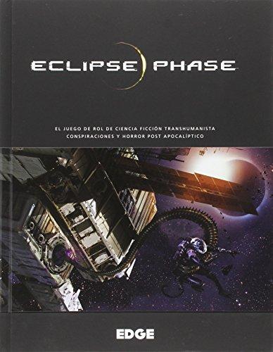 Edge Entertainment- Eclipse Phase, Multicolor (EDGEP01)