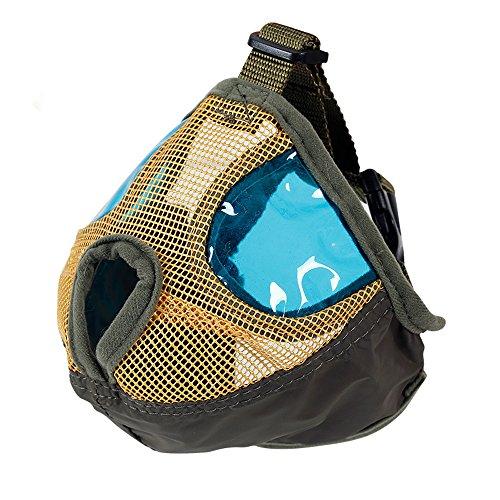 Bozales de perro BbearT®, suaves para evitar morder la masticación de mascotas, bozales antimordeduras y ladridos cómodos, máscara de malla para Bulldog