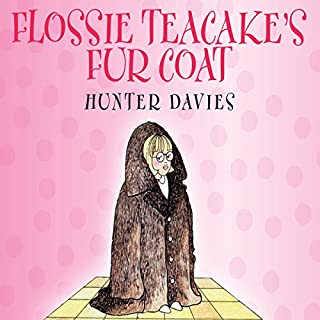 Flossie Teacake's Fur Coat audiobook cover art