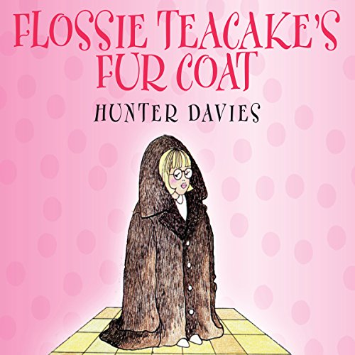 Flossie Teacake's Fur Coat audiobook cover art
