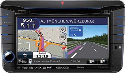 Kenwood DNX-521DAB Navigationssystem (Kontinent)