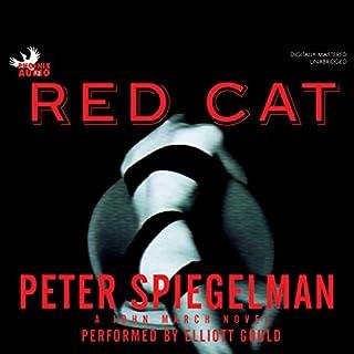 Red Cat audiobook cover art