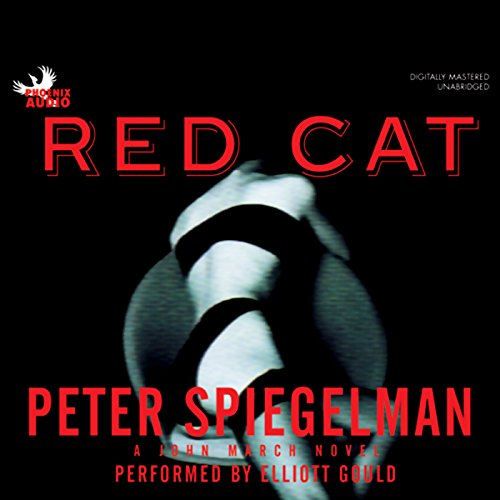 Red Cat audiobook cover art