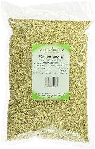 Naturix24 Sutherlandiakraut geschnitten, 2er Pack (2 x 250 g)
