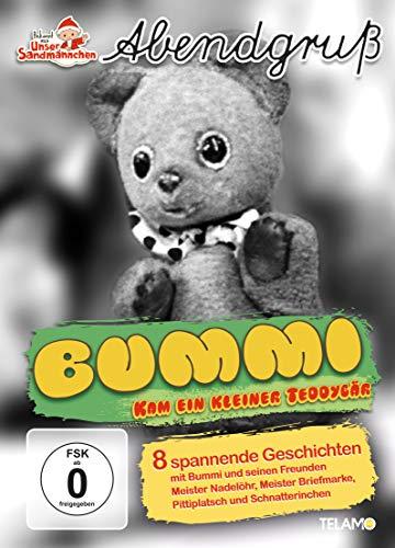 Unser Sandmännchen - Abendgruß: Bummi - Kam ein kleiner Teddybär