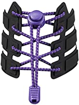 UGY Elastic Locks Shoe Laces - No Tie Shoelaces for Adults and Kids Sneakers