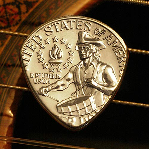 Master Artisan Pick US Quarter QTR-1976