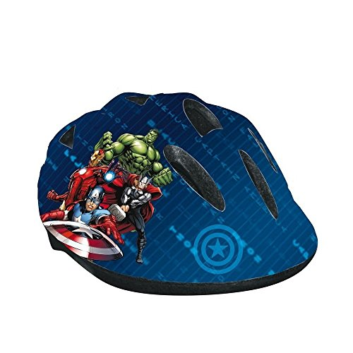 GUIZMAX Compatible avec Casque vélo Les Avengers Disney Enfant