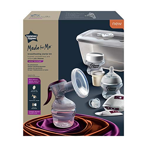 Tommee Tippee 423568 Closer to Nature Set di Base per l'Allattamento