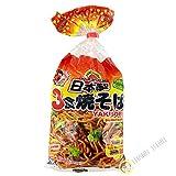 Yakisoba noodle - 3 porzioni - 510 gr