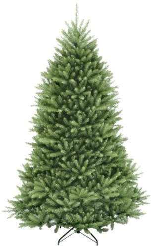 National Tree Company​ Artificial Christmas Tree Includes Stand Dunhill Fir, 6.5', Green