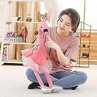 ぬいぐるみ人形豪華な人形ピンクの女の子大きい人形家の装飾子供誕生日プレゼント、ピンク、110センチ (Color : Pink, Size : 35cm)
