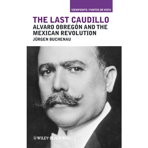 The Last Caudillo audiobook cover art