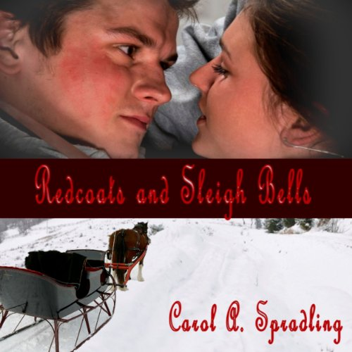Redcoats and Sleigh Bells audiobook cover art