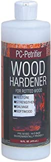 PC Products PC-Petrifier Water-Based Wood Hardener, 16oz, Milky White 164440,2 Pack