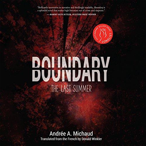 Boundary cover art