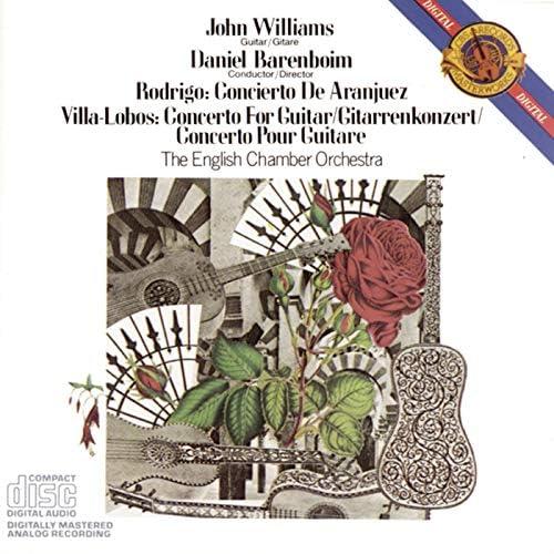 John Williams, James Brown, English Chamber Orchestra, Daniel Barenboim