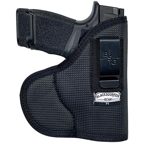Black Scorpion Gear IWB and Pocket Holster | Fits Glock 42, 43, 43X;...