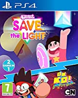 Steven Universe Save The Light And OK K.O.! Lets Play Heroes (PS4) (輸入版)