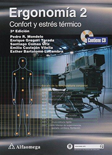 Ergonomia 2 - Confort y Estres Termico - C/ CD-ROM