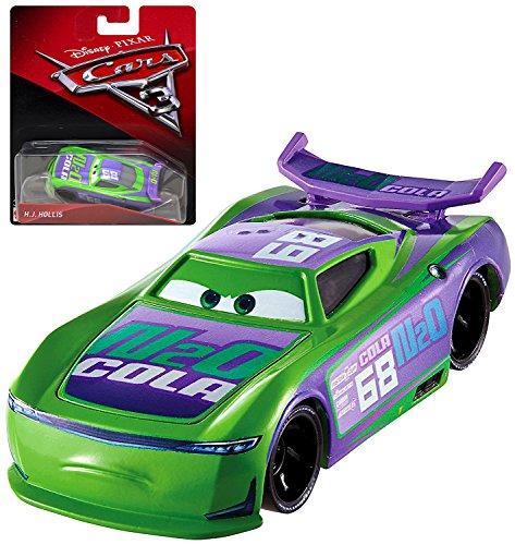 Cars H. J. Hollis Disney 3 DieCast 1:55 Scale