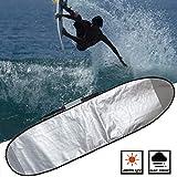 Sacche da Surf, Cover per Longboard, Cover per Sacche da Viaggio, Borse da Viaggio per Esterno con Tracolla,8'0''