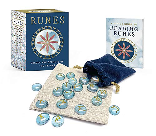 Runes: Unlock the Secrets of the Stones (Rp Minis)