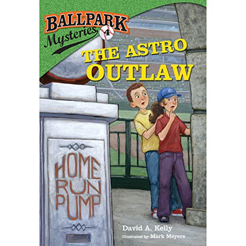 The Astro Outlaw audiobook cover art