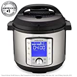 Instant Pot 6QT Duo Evo Plus Electric Pressure Cooker, 6 quart (Renewed)
