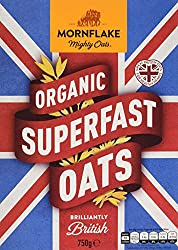 Organic oats are bursting with pure, natural wholegrain goodness Helps actively lower cholesterol Grown and milled organically Perfect for a smooth and creamy porridge High in fibre
