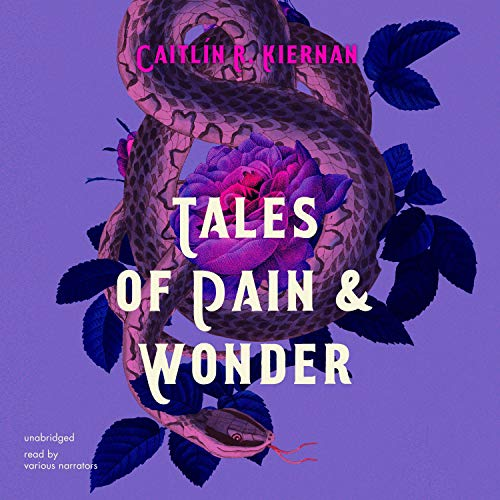 Couverture de Tales of Pain and Wonder