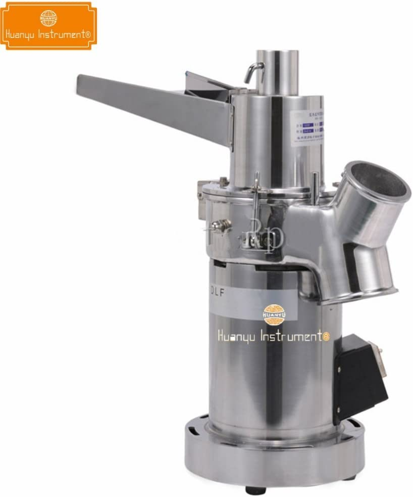 Soldering Huanyu DLF18 Pulverizer Grinder Powde Machine Grinding Ultrafine Complete Free Shipping