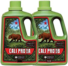 Emerald Harvest GL56723914.922 Cali Pro Bloom A+B Fertilizer Combo, 3.8 L