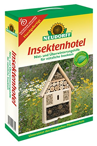 NEUDORFF Insektenhotel, Insektenhaus 56x36x10 cm