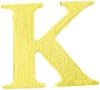 メタルプレートKゴールド(30個入り)