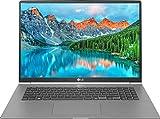 "LG Gram 17"" WQXGA (2560 x 1600) IPS Ultra-Lightweight Laptop, Intel Quad-Core..."